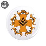Masonic Bats and Maltese Cross 3.5