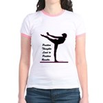 Gymnastics T-shirt - Positive