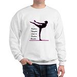 Gymnastics Sweatshirt - Positive