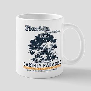 Florida - Fernandina Beach Mugs