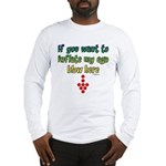 Inflate My Ego Long Sleeve T-Shirt