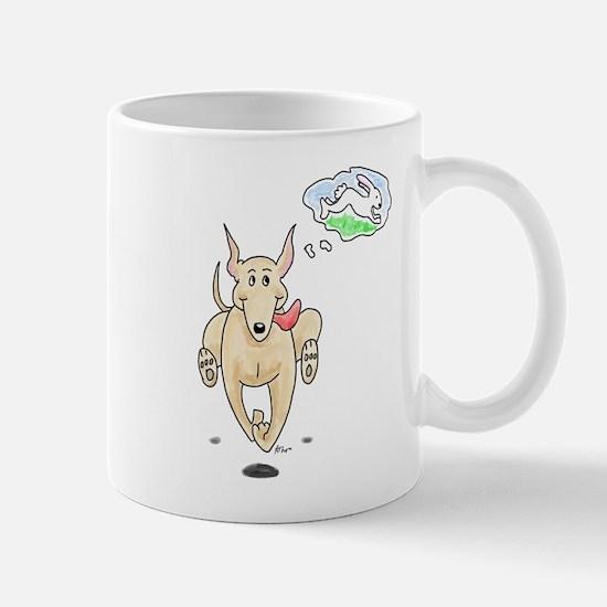 Fawn Greyhound Dream Mug