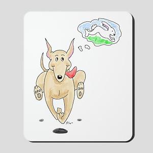 Fawn Greyhound Dream Mousepad