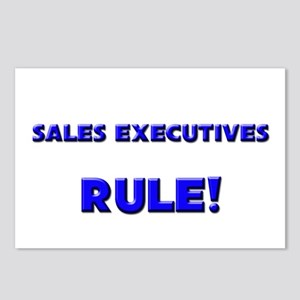 Sales Executives Rule! Postcards (Package of 8)