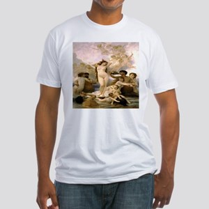 The Birth of Venus Fitted T-Shirt