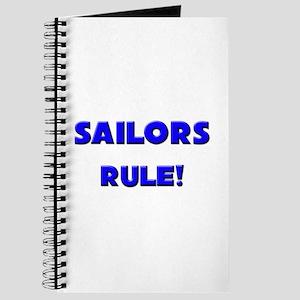 Sailors Rule! Journal