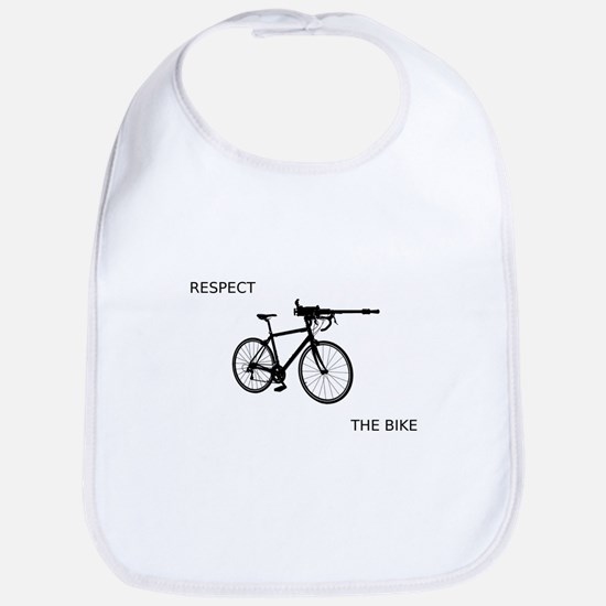 """Respect The Bike"" Bib"