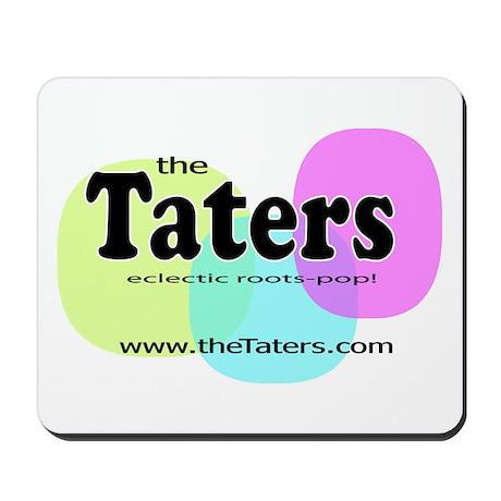 Tater TV logo Mousepad