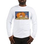 Childrens Halloween Long Sleeve T-Shirt