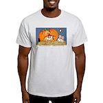 Childrens Halloween Light T-Shirt