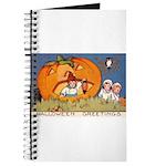 Childrens Halloween Journal