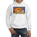 Childrens Halloween Hooded Sweatshirt