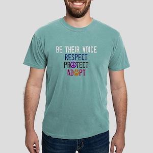 Be Their Voice Women's Dark T-Shirt
