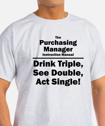 Purchasing Manager T-Shirt