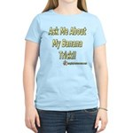 Ask Me About My Banana Trick Women's Light T-Shirt