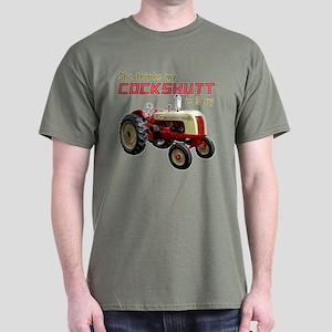 Cockshutt Sexy Tractor Shirt - Dark Tee