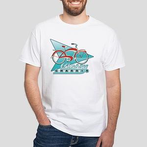 Vintage Bicycle White T-Shirt