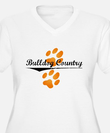 Bulldog Country T-Shirt