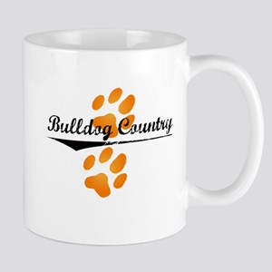 Bulldog Country Mug