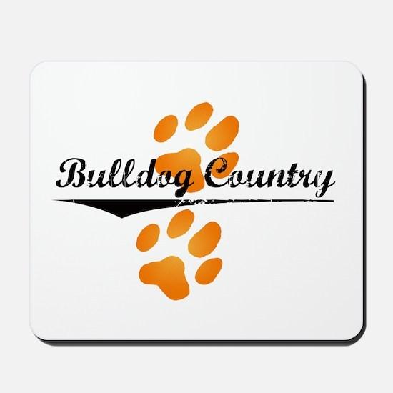 Bulldog Country Mousepad