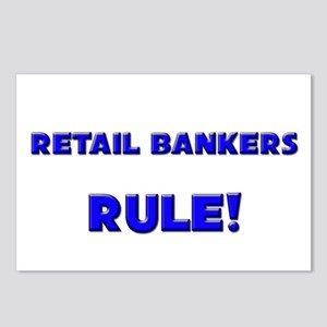 Retail Bankers Rule! Postcards (Package of 8)