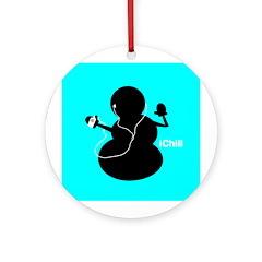 ichill Ornament (Round)