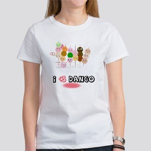 i love dango women's T