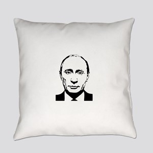 Vladimir Putin - Russian Russia Pr Everyday Pillow