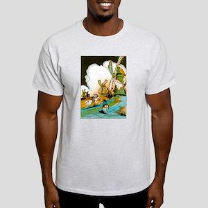 Don Quixote Ash Grey T-Shirt