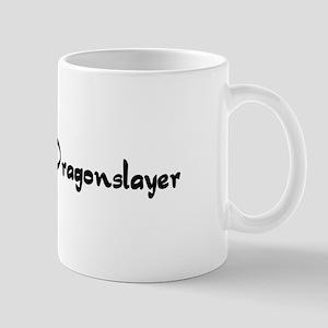 Halfling Dragonslayer Mug