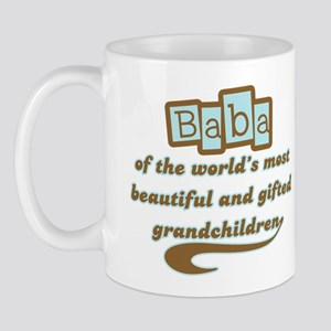 Baba of Gifted Grandchildren Mug
