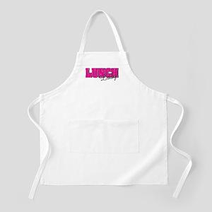 Lunch Lady BBQ Apron