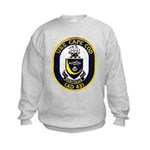 USS CAPE COD Kids Sweatshirt