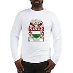 Napoli Family Crest Long Sleeve T-Shirt
