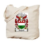 Napoli Family Crest Tote Bag