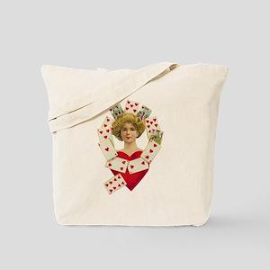 Queen of Heart Tote Bag