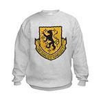 USS CHARLES F. ADAMS Kids Sweatshirt