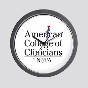 ACC Logo Wall Clock
