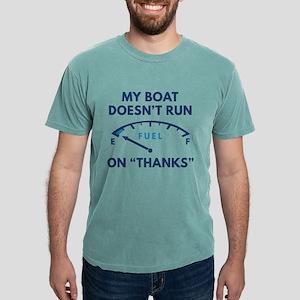 My Boat White T-Shirt