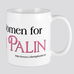 WorkingWomen 4 Palin Design2 Mug