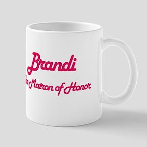 Brandi - Flower Girl Mug