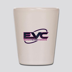 EchoVerse Comics Shot Glass