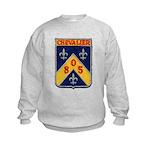 USS CHEVALIER Kids Sweatshirt