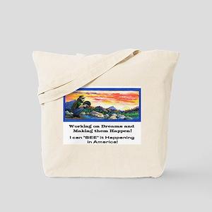 American Dreams Tote Bag