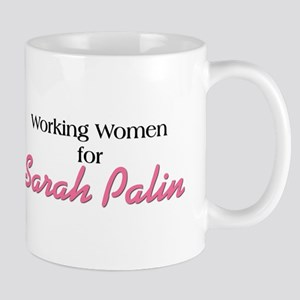 Working Women 4 Palin Mug
