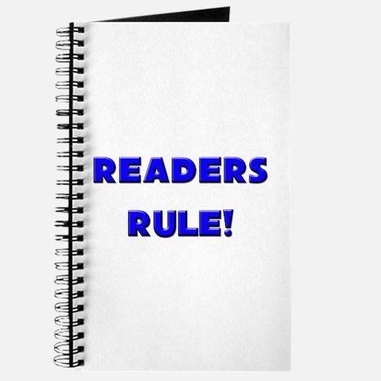 Readers Rule! Journal