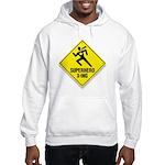 Superhero Sign Hooded Sweatshirt
