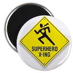 Superhero Sign Magnet