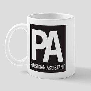 PA Logo Mug