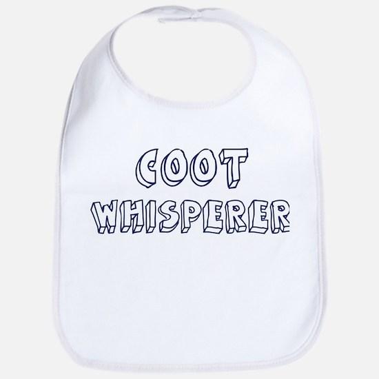 Coot Whisperer Bib